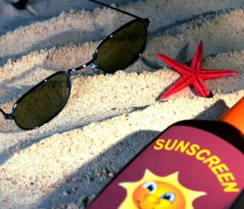 Transparent solkrem basert på nanoteknologi skal blant annet blokkere bedre for UV-stråler enn den tradisjonelle solkremen gjør.