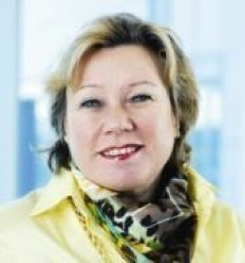 Administrerende direktør Trine Tveter i Standard Norge. (Foto: Nicolas Tourrenc)