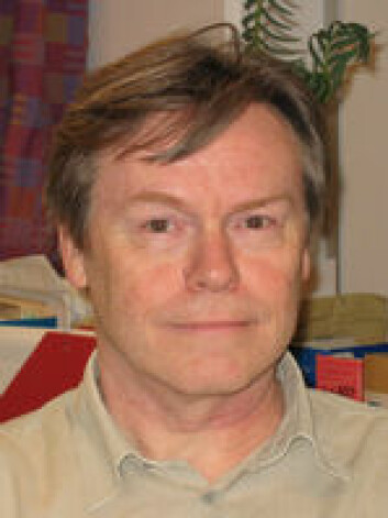 """Professor i molekylærbiologi ved Universitetet i Bergen, Rune Male.(Foto: Ole Horvli, UiB)"""
