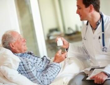 Med den nye behandlingen levde mange av pasientene i studien oppmot ett år med sykdommen.