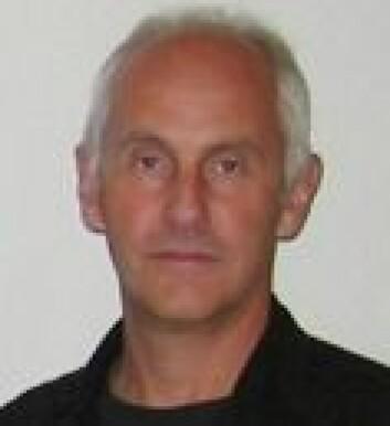 Professor Frank Skorpen. Foto: NTNU