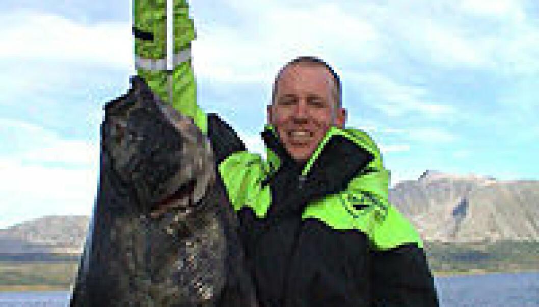 """Fisketurismen har vært en vekstnæring langs kysten i flere år."""
