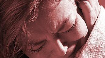 Sliter med kroniske smerter