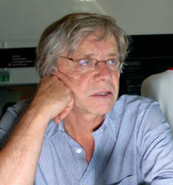 Helge Waal (Foto: Ola Sæther)