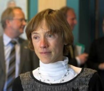 Eva Benedicte D. Norman har nylig disputert ved NHH. Foto: Hallvard Lyssand.