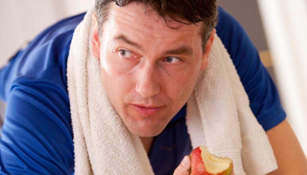 Sunt vekttap krever både trening og diett