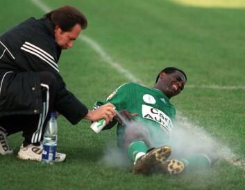 Skader er dessverre en del av hverdagen innen fotballsporten. (Illustrasjonsfoto: colourbox.no)
