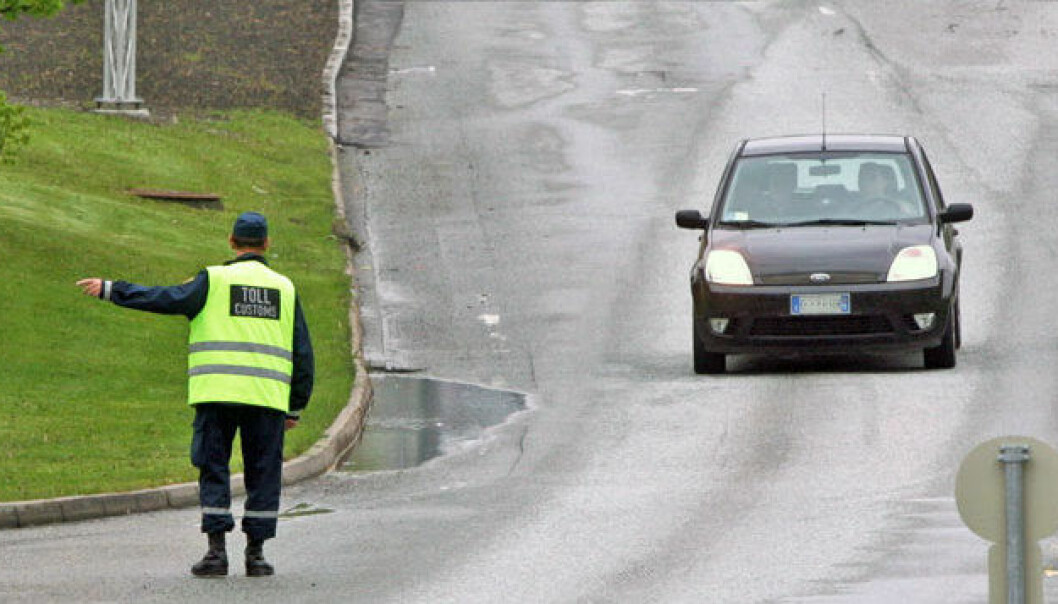 Statlige tilsyn kan kontrollere privatpersoner og virksomheter, men er ikke underlagt samme krav til rettssikkerhet som politi og domstoler. (Illustrasjonsfoto: Morten F. Holm / SCANPIX)
