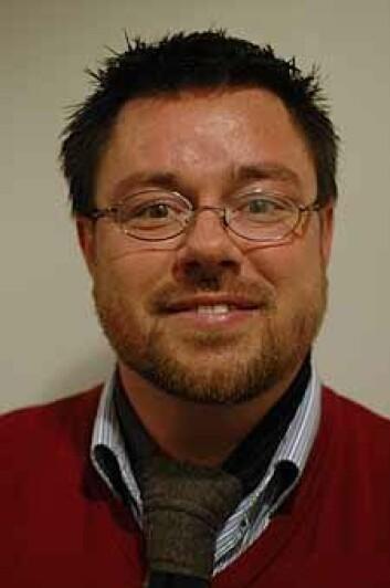 Egil H. Olsvik. (Foto: Foto: Kim E. Andreassen)