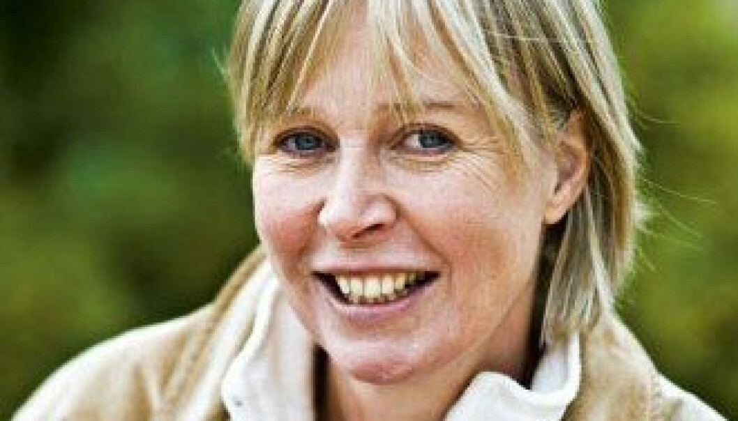 Cecilie Mauritzen (Foto: Andreas B. Johansen, Forskningsrådet)