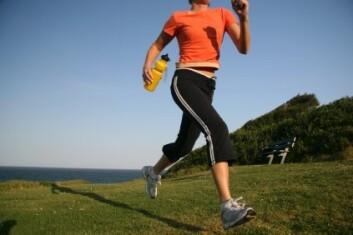 Kvinner med spiseforstyrrelser trener mer enn andre kvinner på samme alder. (Illustrasjonsfoto: iStockphoto)
