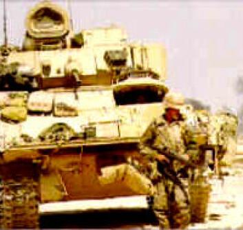 """""""Hva tjener USA på krigen i Irak?"""""""