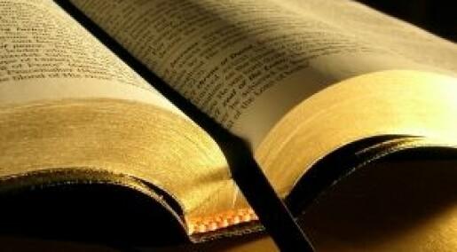Populær bibeloversettelse full av feil