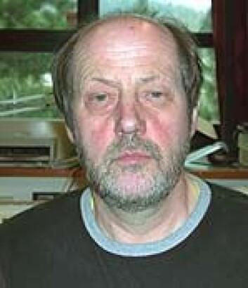 """Professor Harald Furnes (foto: Silje Gripsrud)"""
