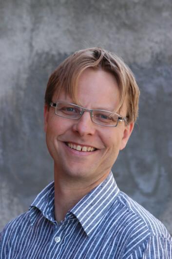 Geir Otto Holmås (Foto: MF)
