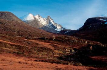 Dagens topografi i det norske landskapet har sammenheng med prosesser i den øvre delen av mantelen, mener forskere. (Foto: EdelPix)