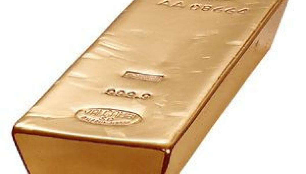 Nøkkelen til gull i omdømme