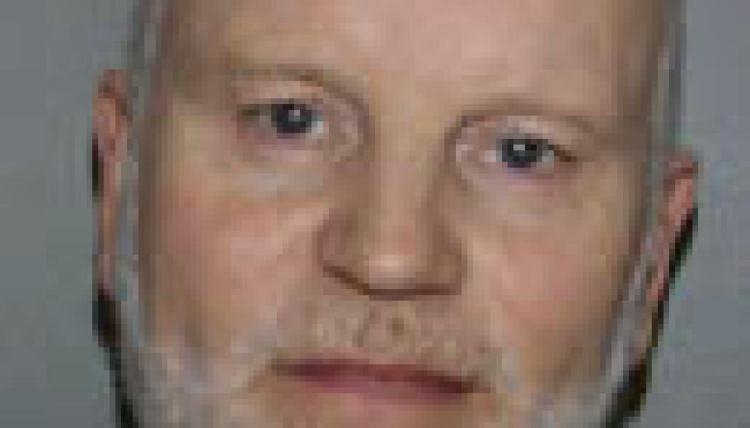 """""""Professor Svein Jentoft."""""""
