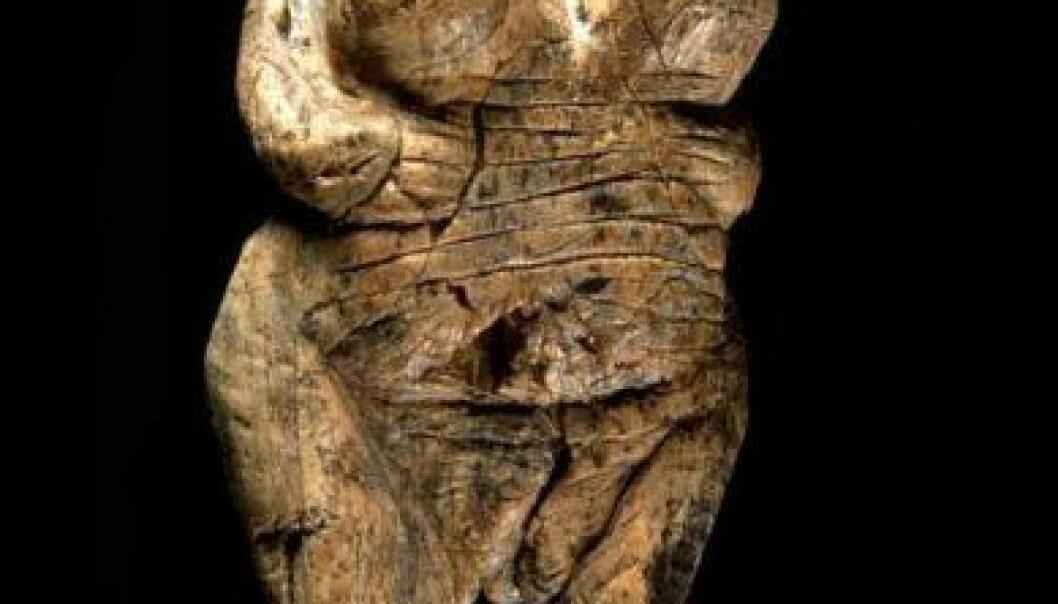 Verdens eldste pinup?