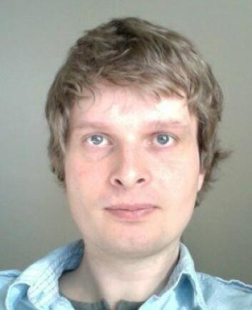 Harald Øverby. (Foto: Privat)