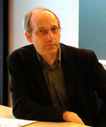 Harald Gaski. (Foto: Universitetet i Tromsø/Vegard Andreassen)