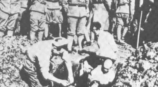 Nanjing-massakren lever fremdeles