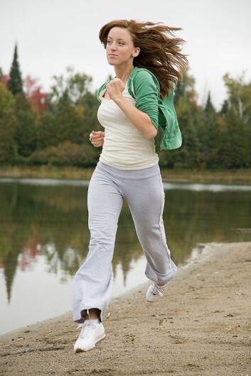 """""""Svendsen legger vekt på at nøkkelen til å gåned i vekt fortsatt er mer mosjon og mindre mat, men sier at avslappingsteknikker også kan være hjelpsomme. (Illustrasjonsfoto: www.clipart.com)"""""""
