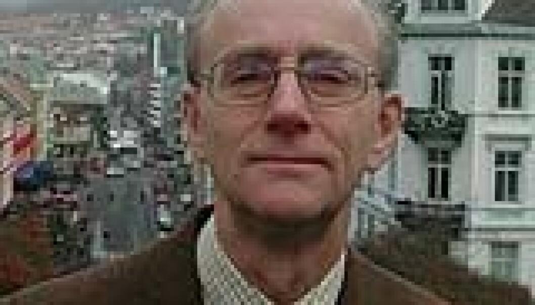 """""""Styret for Holbergprisen ledes av Professor Jan Fridthjof Bernt."""""""
