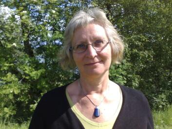 Kirsten Lauritsen er førstelektor i samfunnsfag ved Høgskolen i Nord-Trøndelag. (Foto: Bjørnar Leknes)