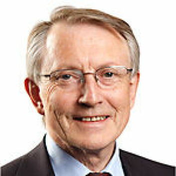 """Arvid Hallén, administrerende direktør i Forskningsrådet, mener at Regjeringen generelt har lagt fram et godt budsjett for forskningen (Foto: Forskningsrådet)"""