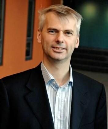 Professor Øystein Thøgersen.