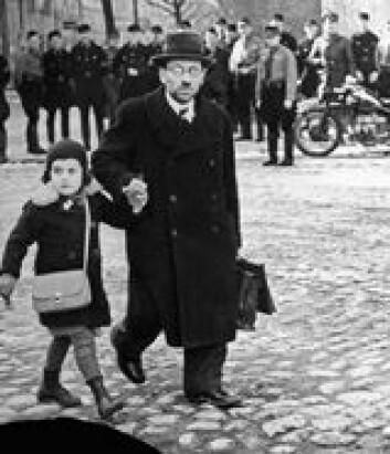"""""""Under nazismen kunne ingen jøder føle seg trygge"""""""
