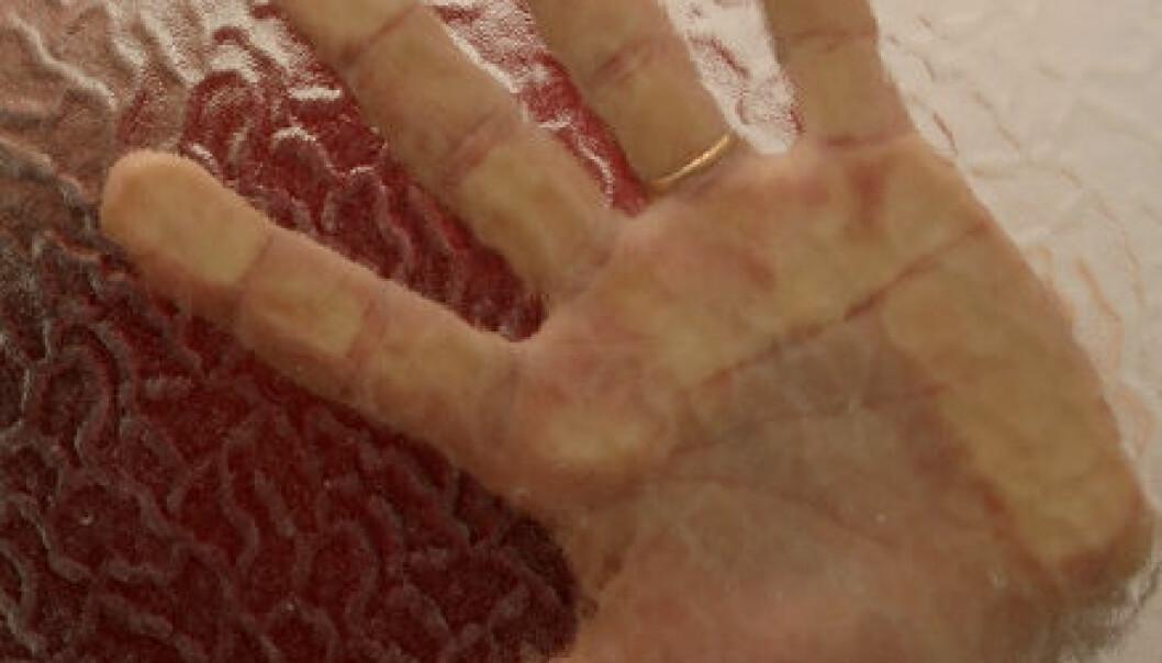 Matematikk og håndflater