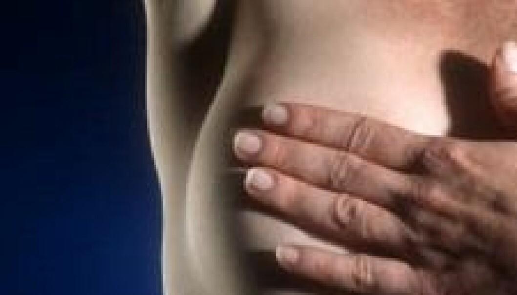 Arvelighet viktigere for brystkreft