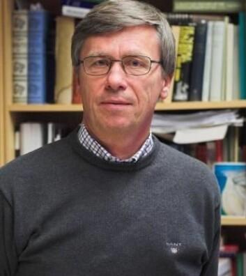 Professor Jan Tore Klovland.