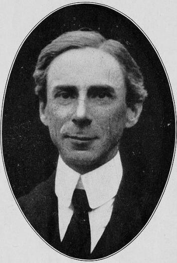 ...og vinneren er: Bertrand Russell! (Foto: Wikimedia Commons)