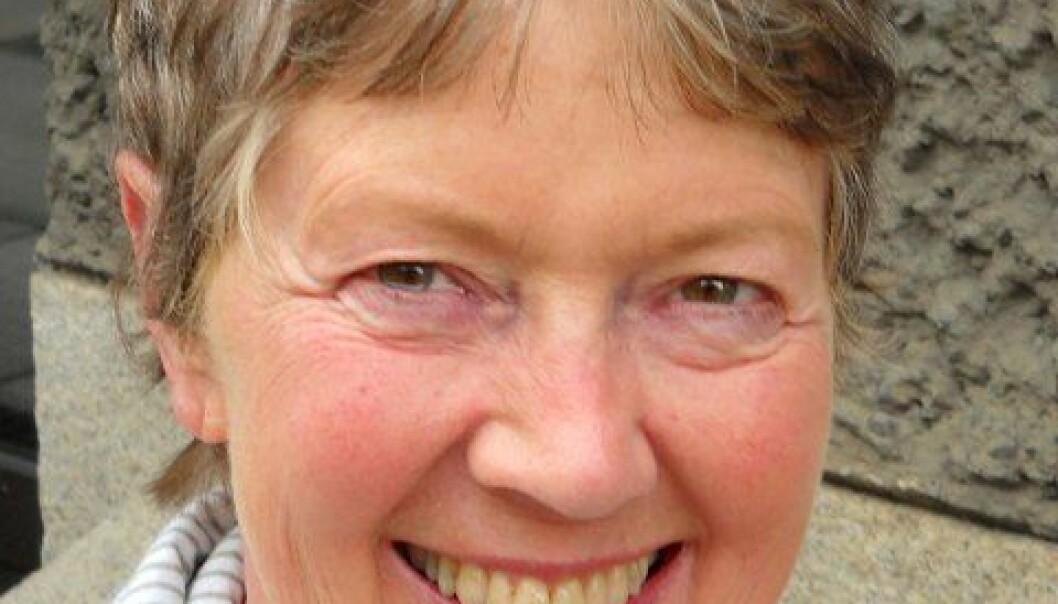 Anne Wichstrøm. (Foto: Siri Lindstad)