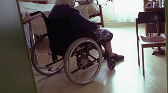 Bakgrunn: Begrenset rom for helsevekst