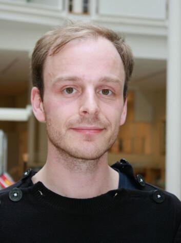 Kenneth Aarskaug Wiik. (Foto: Heidi Elisabeth Sandnes)