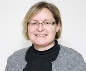 Høgskolelektor Marit Leegaard. (Foto: Tomas Rolland)