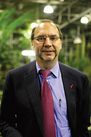 Peter Piot (Foto: Pieter Morlion/Wikimedia Commons)