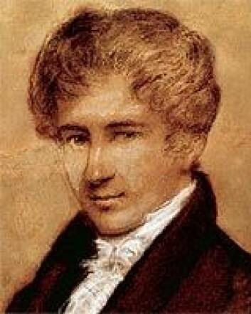 """Matematikeren Niels Henrik Abel."""