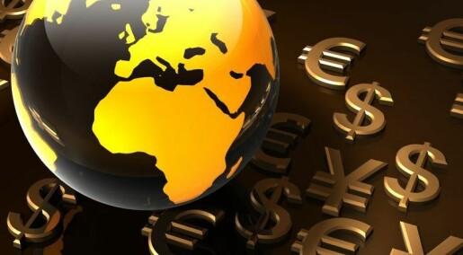 Pengar over alle grenser