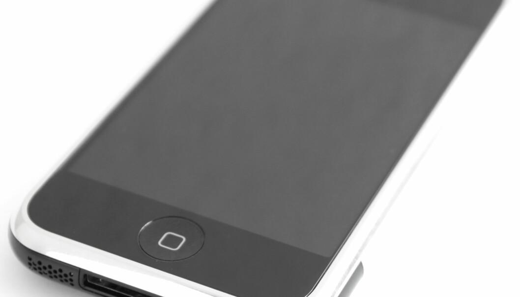 Hacket iPhone kan brukes til spionasje
