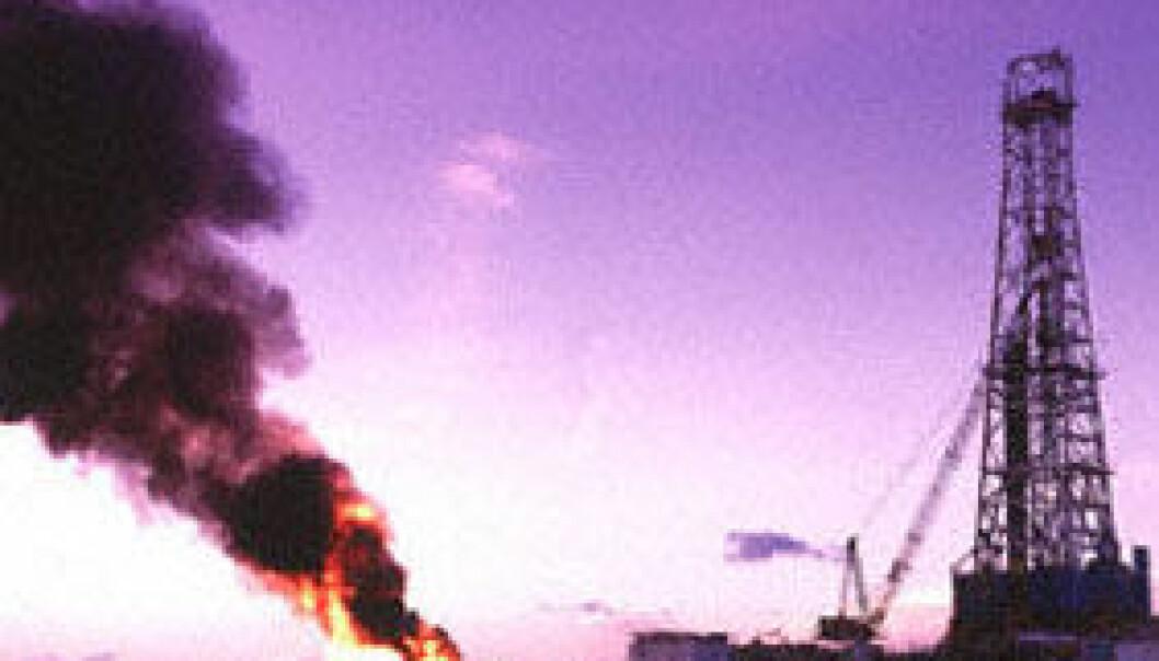 Mer spiserørskreft blant oljearbeidere
