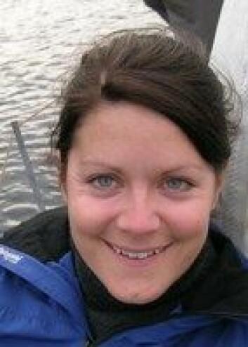 Camilla Kielland.