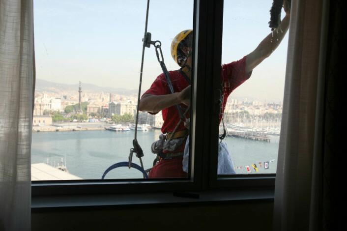 Spania har tatt i mot to millioner arbeidsinnvandrere fra Latin-Amerika. Mange har fått jobber som er dårligere betalt enn kvalifikasjonene hjemmefra skulle tilsi. (Foto: iStockphoto)