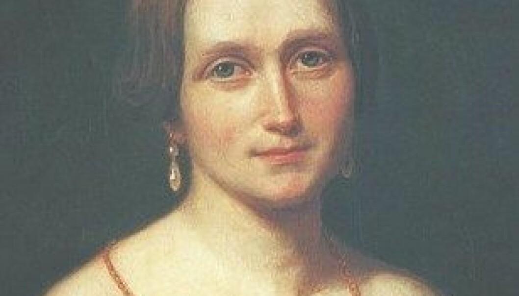 Camilla Collett.