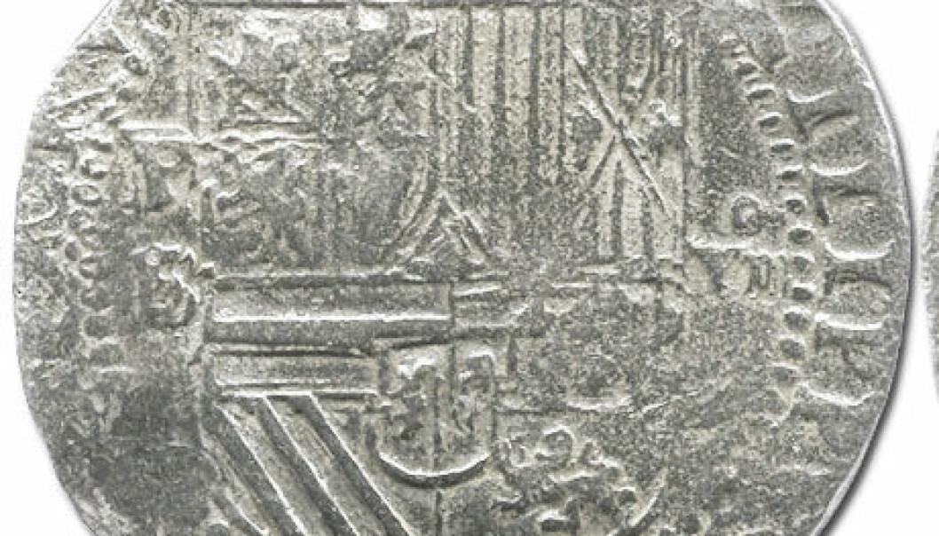 Sølvmynter avslører sin egen historie