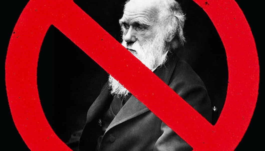 Darwin ingen adgang